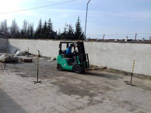 Szkolenie wózek widłowy Wrocław